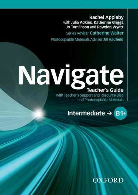 Navigate Intermediate B1+ Teacher's Support and Resource Disc