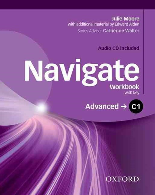 Navigate Advanced Workbook with Key and CD Pack
