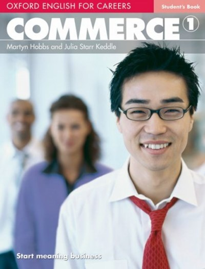 Oxford English for Careers Commerce 1 Student's Book