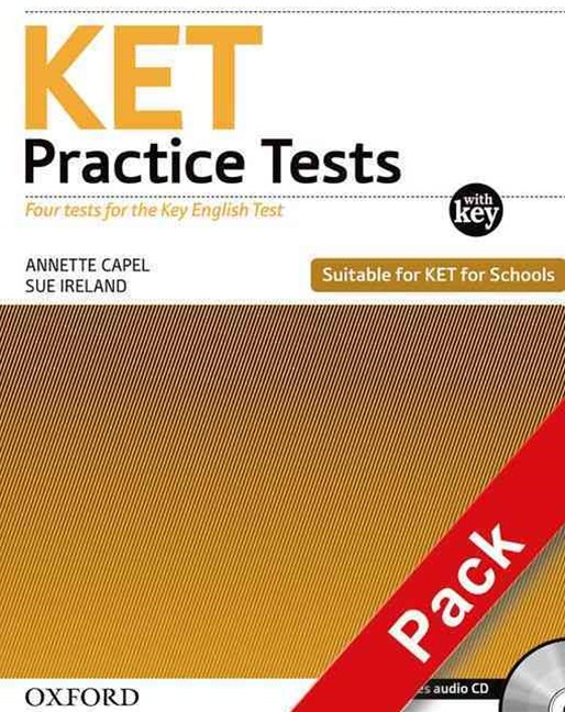 KET Practise Tests With Key and Audio CD Pack