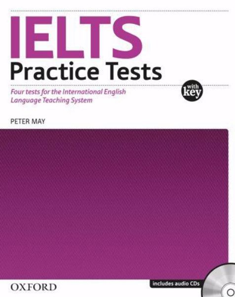 IELTS Practice Tests with Explanatory Key and Audio CD Pack