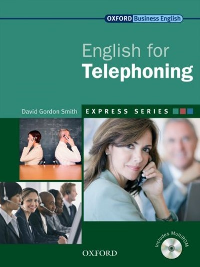 English for Telephoning: Students Book and Multi-ROM