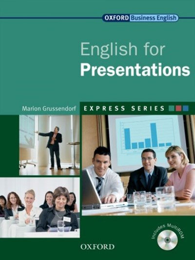 English for Presentations Student's: Book and Multi-ROM Pack