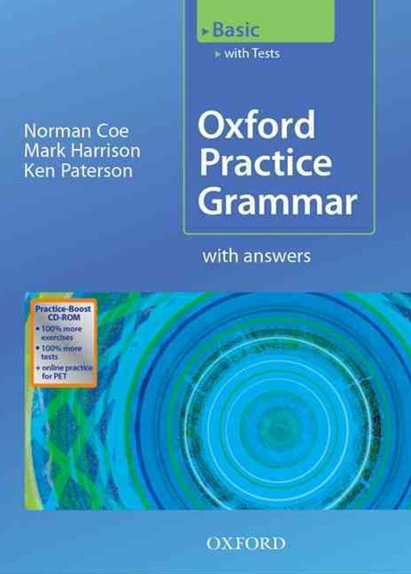 Oxford Practice Grammar Basic Practice-Boost CD-ROM Pack With Key