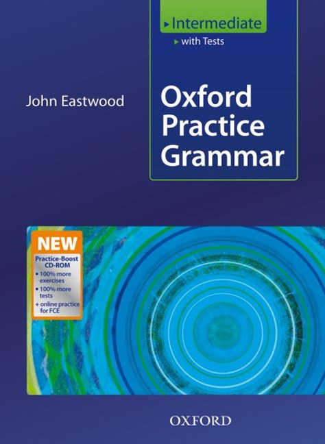 Oxford Practice Grammar Intermediate Practice Boost CD-ROM Pack With Key