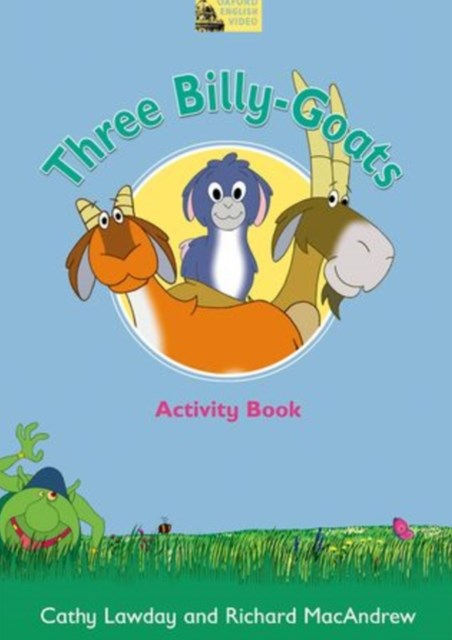 Three Billy-Goats Activity Book