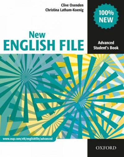 New English File Advanced Student Book