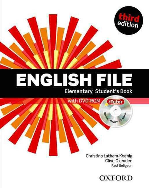English File Elementary Student's Book with iTutor