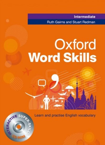 Oxford Word Skills Intermediate Student's Book and CD-ROM Pack