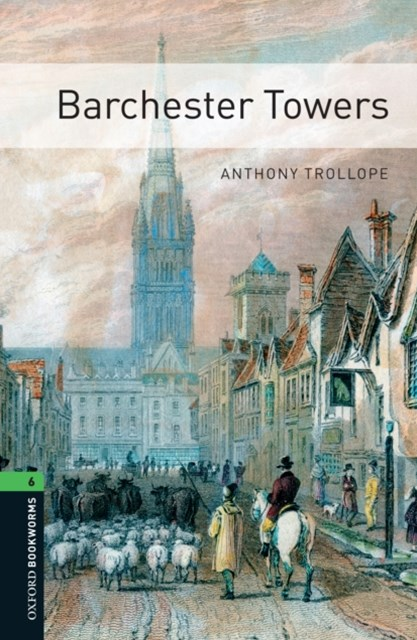 (ebook) Barchester Towers Level 6 Oxford Bookworms Library