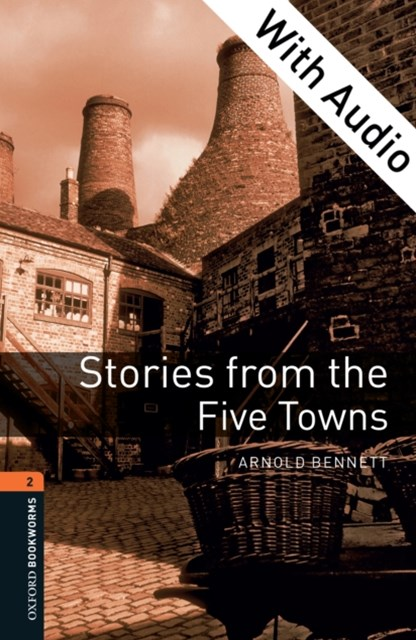(ebook) Stories from the Five Towns - With Audio Level 2 Oxford Bookworms Library