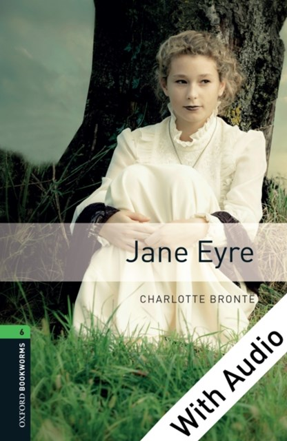 (ebook) Jane Eyre - With Audio Level 6 Oxford Bookworms Library