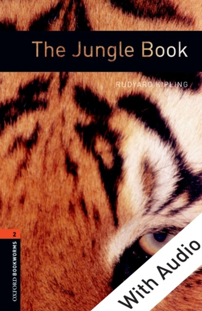 (ebook) Jungle Book - With Audio Level 2 Oxford Bookworms Library