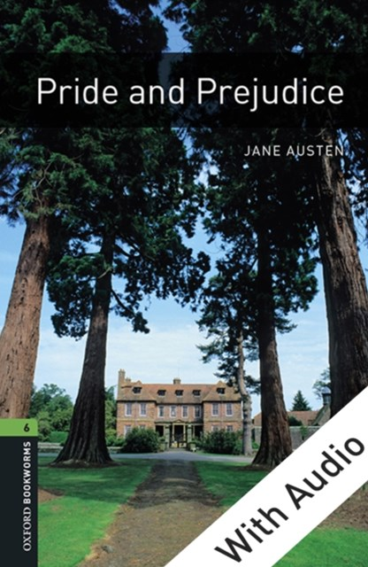 (ebook) Pride and Prejudice - With Audio Level 6 Oxford Bookworms Library