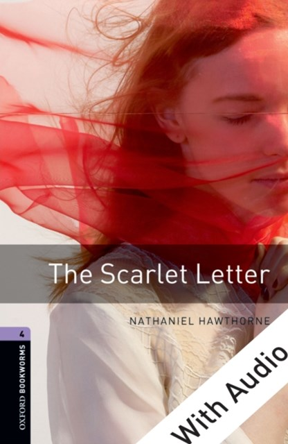 (ebook) Scarlet Letter - With Audio Level 4 Oxford Bookworms Library