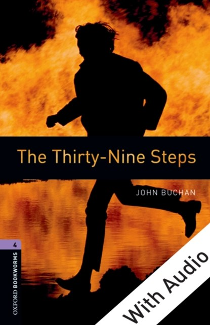 (ebook) Thirty-Nine Steps - With Audio Level 4 Oxford Bookworms Library