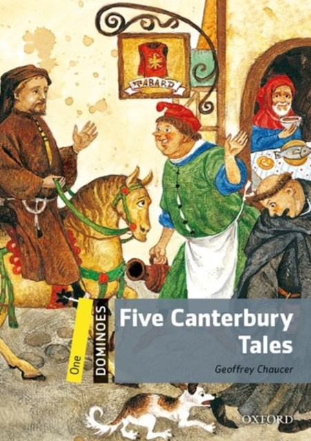 Dominoes 1 Five Canterbury Tales Mp3 Pack