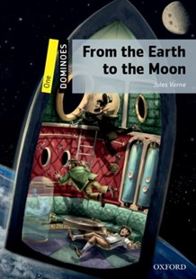Dominoes 1 From Earth to Moon Mp3 Pack by Jules Verne, Janet Hardy-Gould, Jules Verne (9780194639385) - Multiple-item retail product - Education IELT & ESL