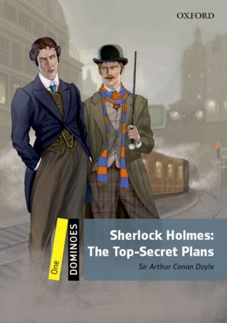 Dominoes 1 Sherlock Holmes the Top Secret Plans Mp3 Pack