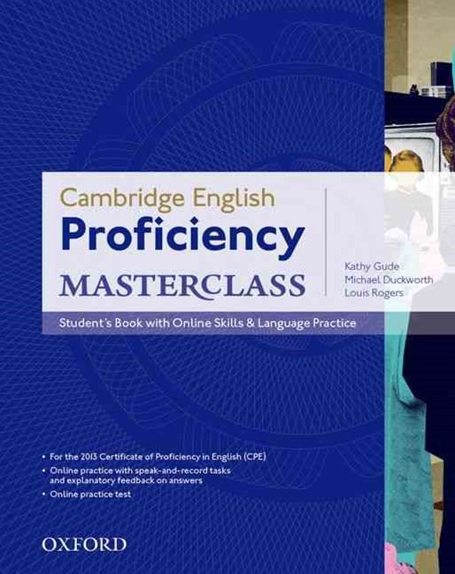 Cambridge English: Proficiency Master Student Book