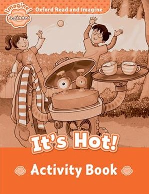Oxford Read and Imagine Beginner Activity Book B for 2016-17