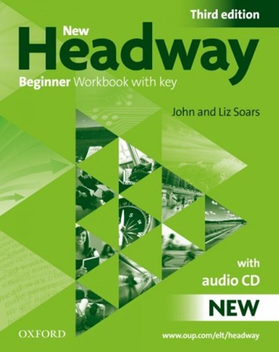 New Headway Beginner Workbook With Key Pack