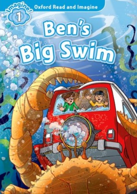 Ben's Big Swim, Level 1