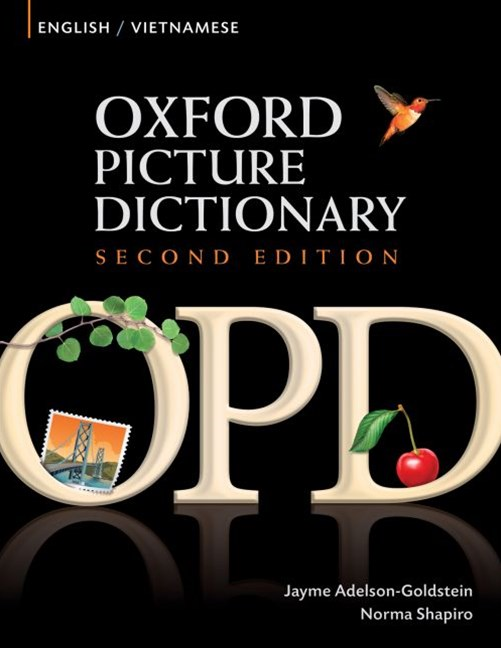 Oxford Picture Dictionary: English-Vietnamese Edition