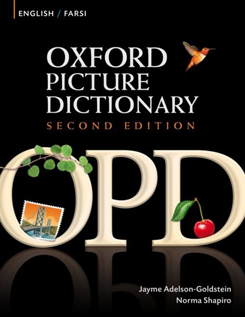 Oxford Picture Dictionary English-Farsi Edition