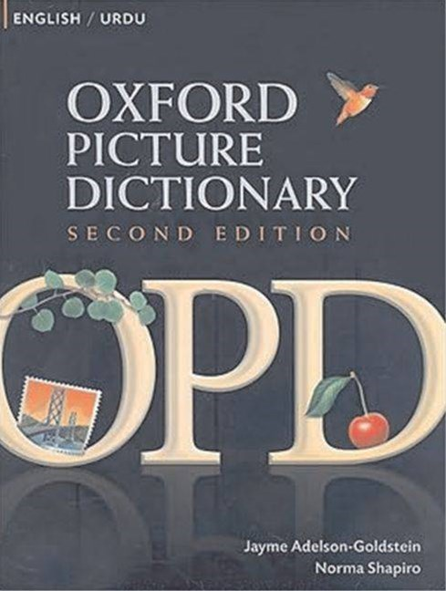 Oxford Picture Dictionary English-Urdu Edition