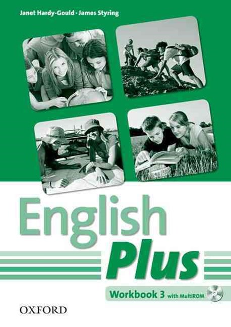 English Plus 3 Workbook with MultiROM