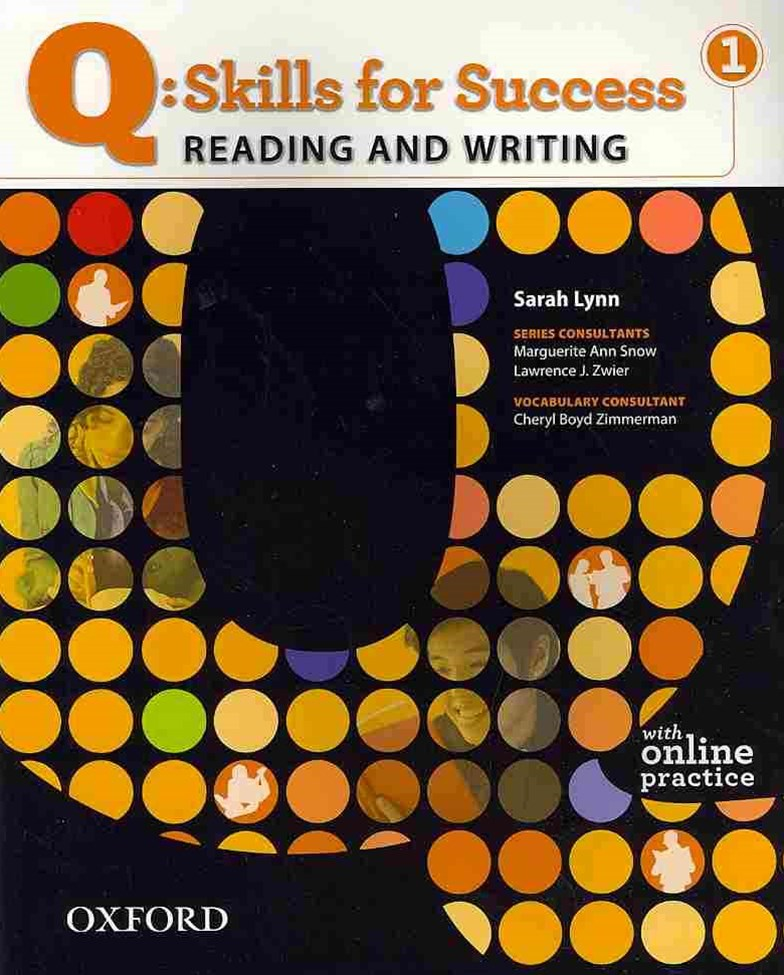 Q Reading and Writing 1 Student Book Pack