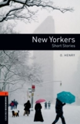 (ebook) New Yorkers Level 2 Oxford Bookworms Library