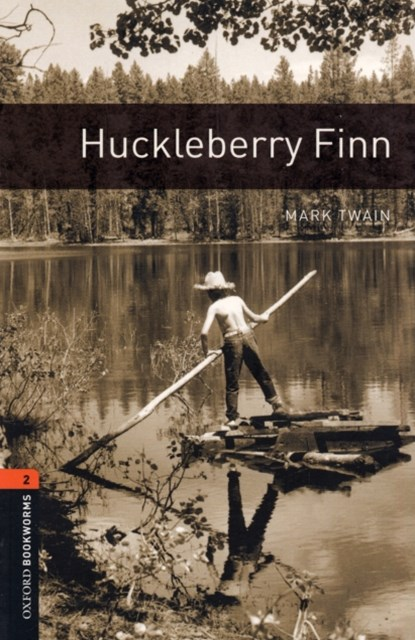 Oxford Bookworms Library Level 2 Huckleberry Finn