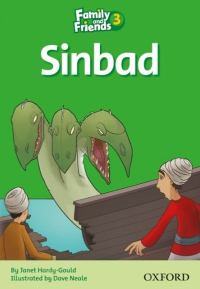 Friends and Family Readers 3 Sinbad