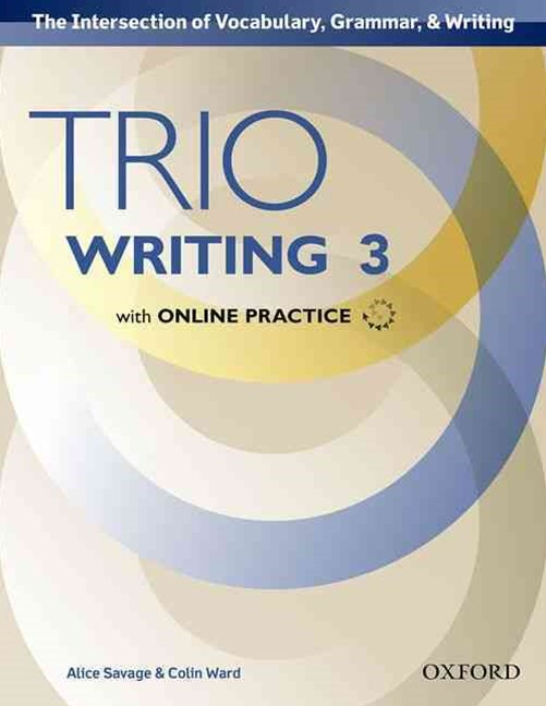 Trio Writing 3 Students Book Pack