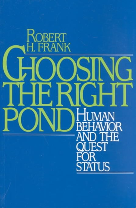 Choosing the Right Pond