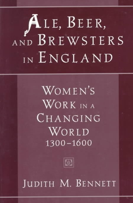 Ale, Beer, and Brewsters in England