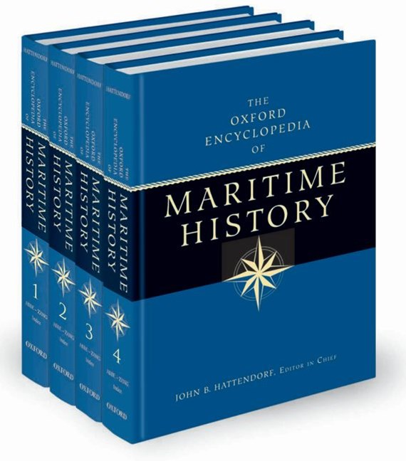 The Oxford Encyclopedia of Maritime History, Four-volume set