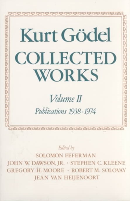 Collected Works: Volume 2