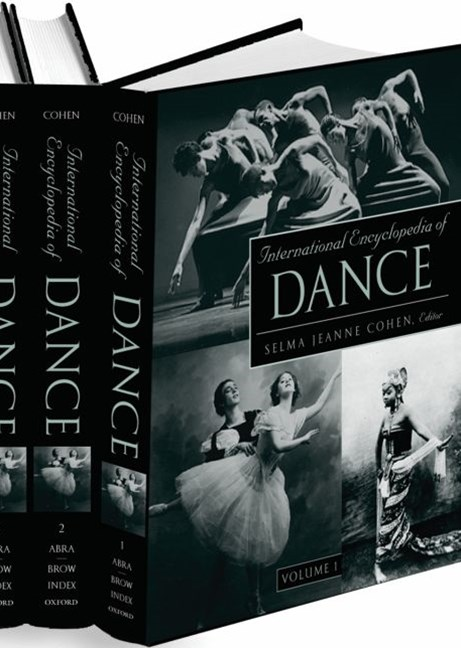 International Encyclopedia of Dance