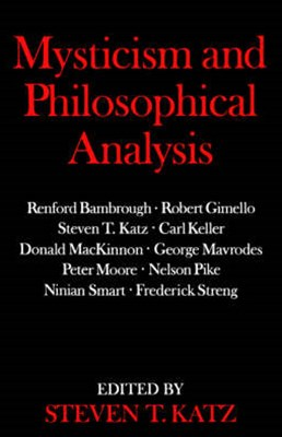 Mysticism and Philosophical Analysis