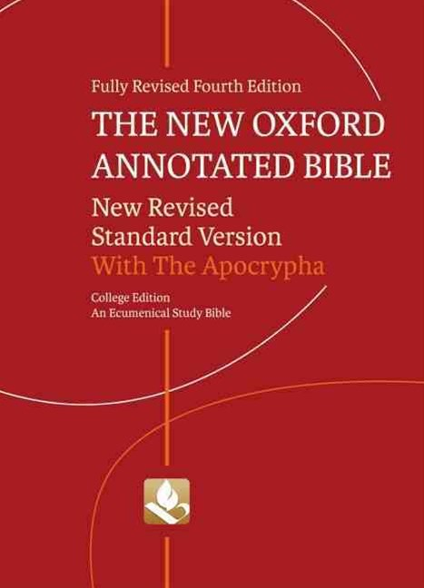 The New Oxford Annotated Bible with Apocrypha