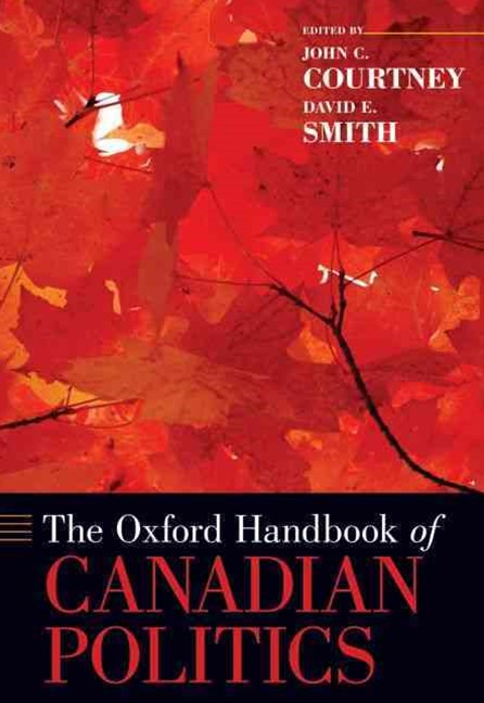 Oxford Handbook of Canadian Politics
