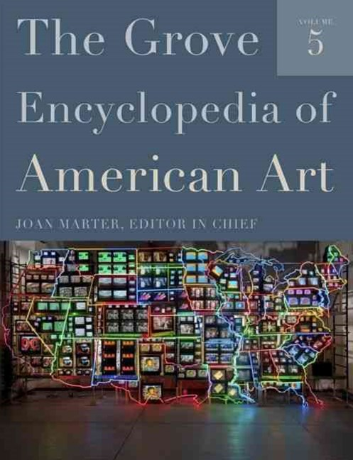 Grove Encyclopedia of American Art