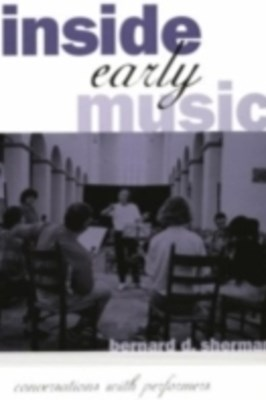 (ebook) Inside Early Music