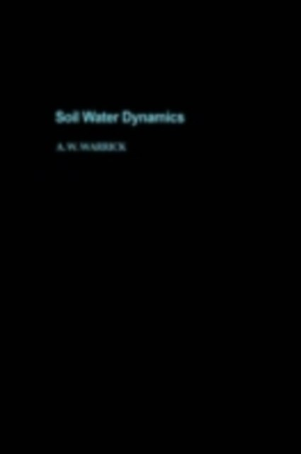 Soil Water Dynamics