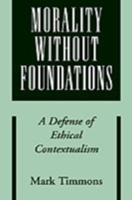 (ebook) Morality without Foundations