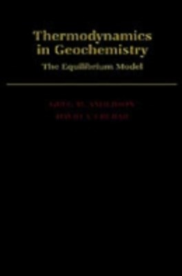 (ebook) Thermodynamics in Geochemistry