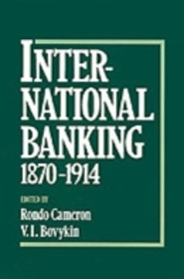 (ebook) International Banking 1870-1914